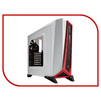 Corsair Carbide Series SPEC-ALPHA White/red
